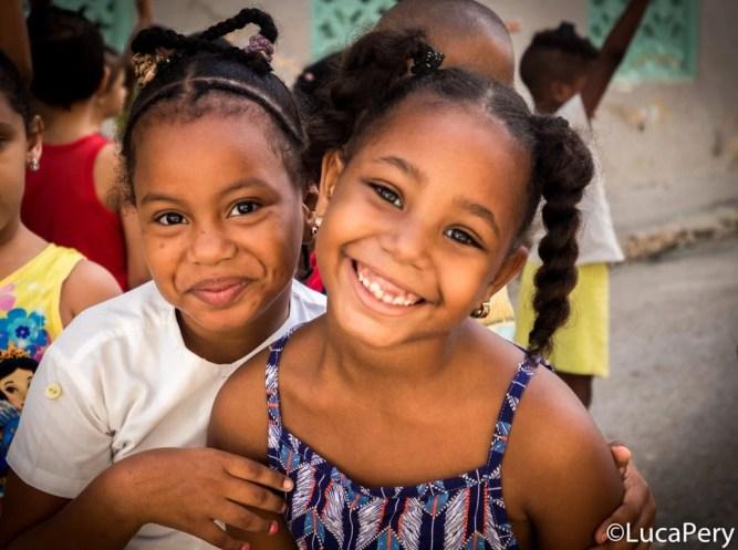 Sorrisi a L'Avana