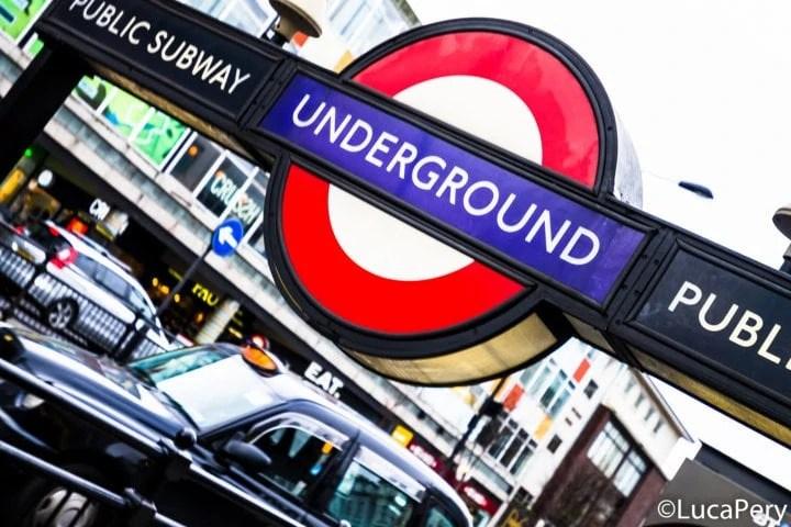 Tube Londra