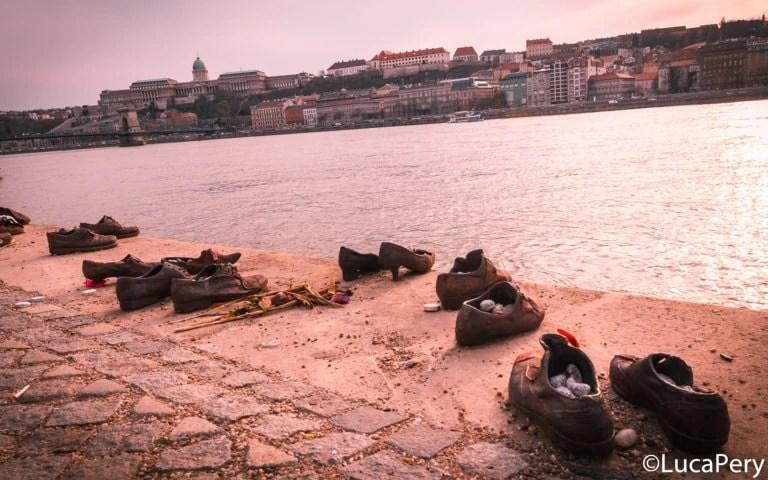 Memoriale ebrei Budapest