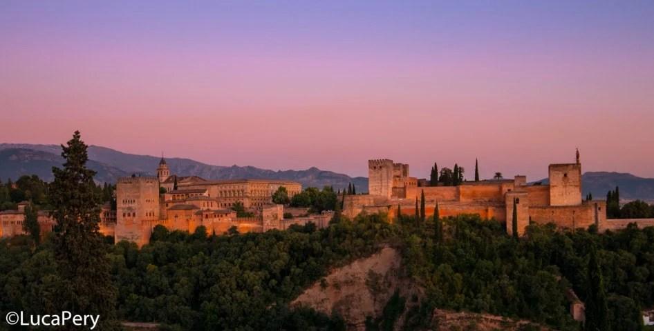 Visitare l'alhambra Consigli