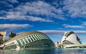 Citta delle arti e delle scienze Valencia