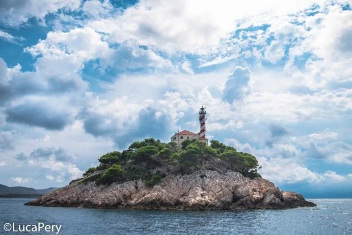Faro Isole Kornati escursione