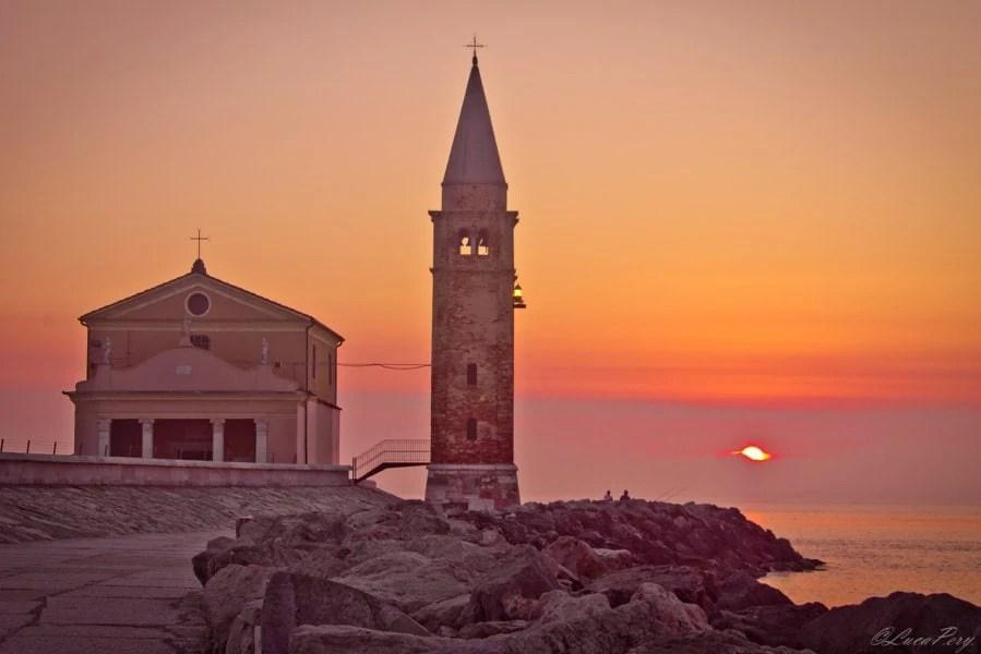 Santuario Madonnina del Mare
