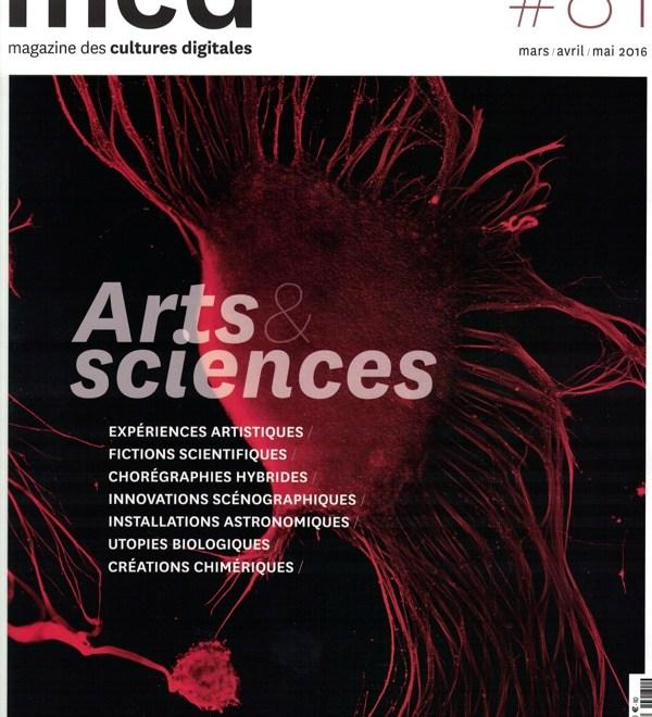 Bio-Arts. Les arts de l'essence de la vie