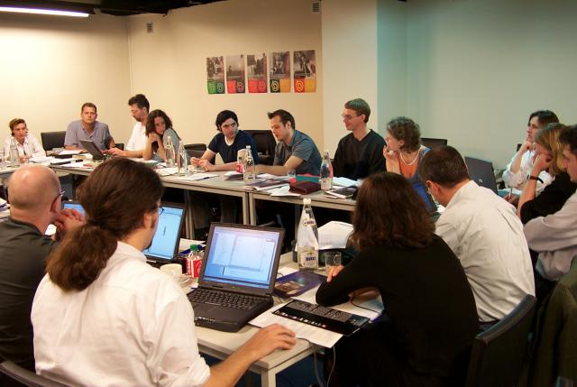 Il meeting di Bruxelles / The Bruxelles meeting