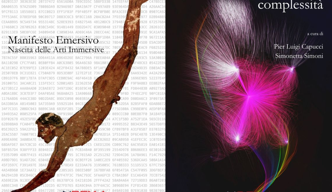 """Recensioni: """"Arte e complessità"""" e il """"Manifesto Emersivo"""" / Reviews: """"Art and Complexity"""" and """"Manifesto Emersivo"""""""