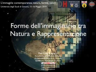 Forme dell'immaginario tra Natura e Rappresentazione