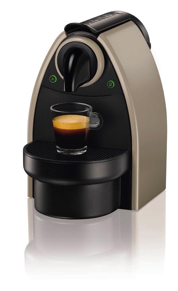 Cafeteras de cápsulas nespresso