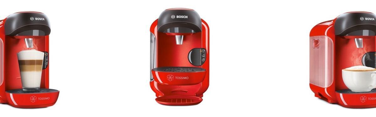 Bosch Tassimo Vivy – Cafetera espresso automática multi bebidas – Opinión y cómo funciona