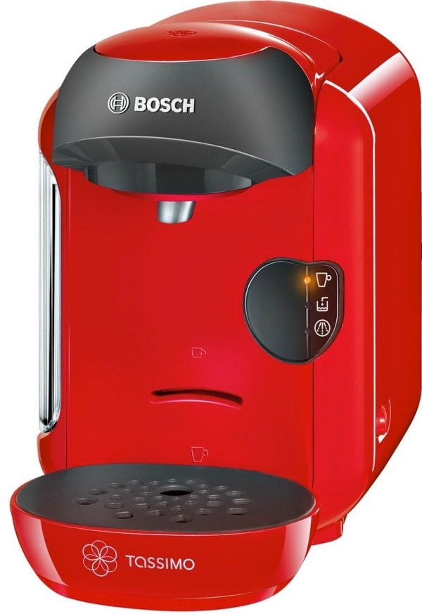 Bosch Tassimo Vivy - Diseño y características