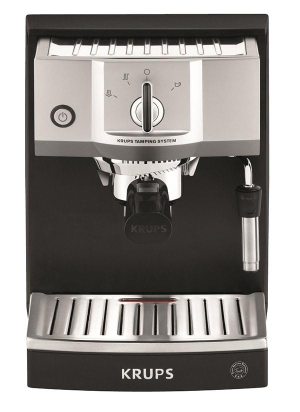 Krups Expert Pro Inox XP5620 - Cafetera espresso manual - Opinión y análisis