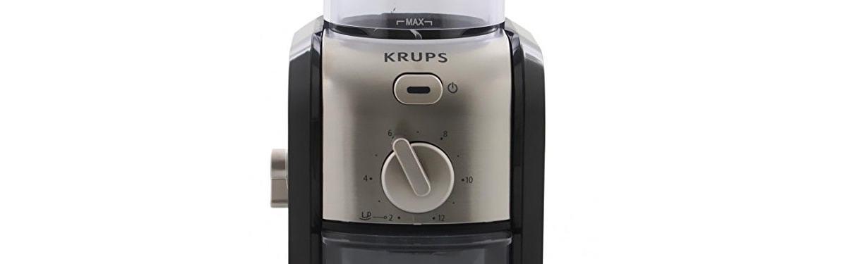 Krups GVX242 – Molinillo de café – Opinión