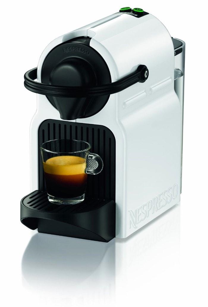 Modelos de cafeteras de cápsulas Nespresso que puedes