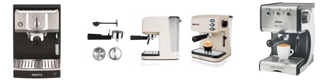 Las 3 mejores cafeteras espresso manuales de 2015