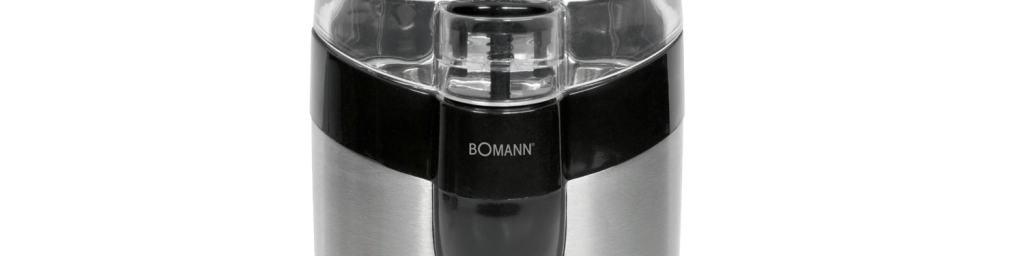 Bomann KSW 445 - Molinillo de café - Opinión