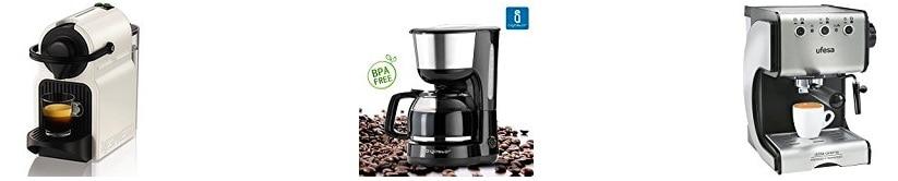 máquinas de café de segunda mano en Amazon