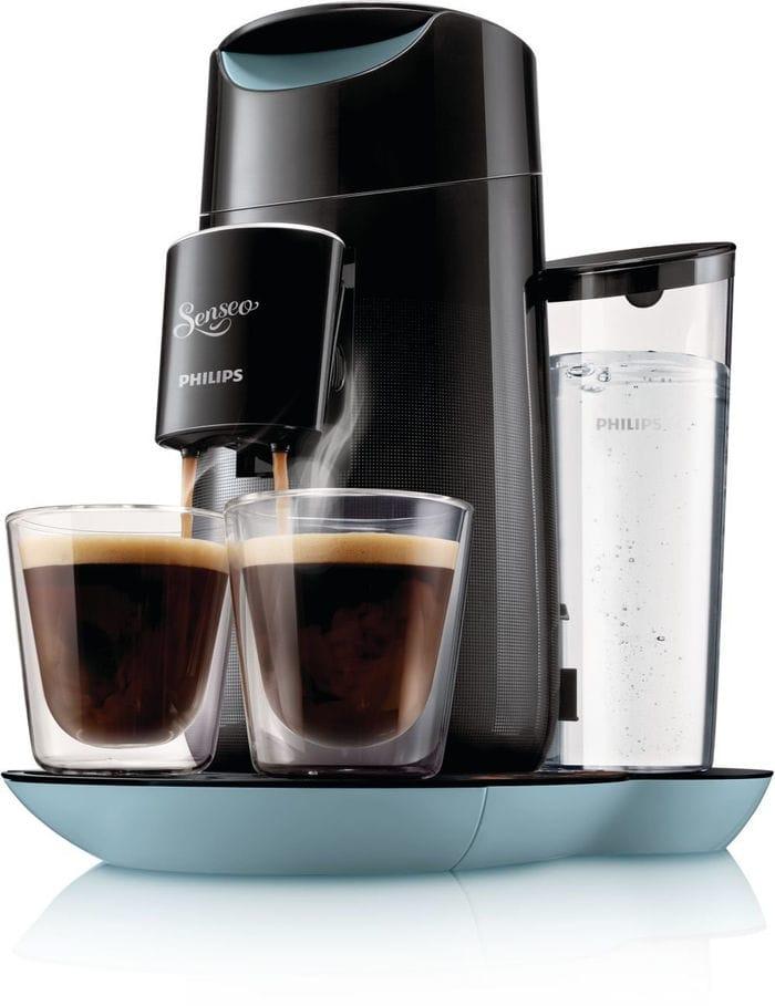 Philips Senseo Twist HD7870 - Cafetera de cápsulas - Opinión