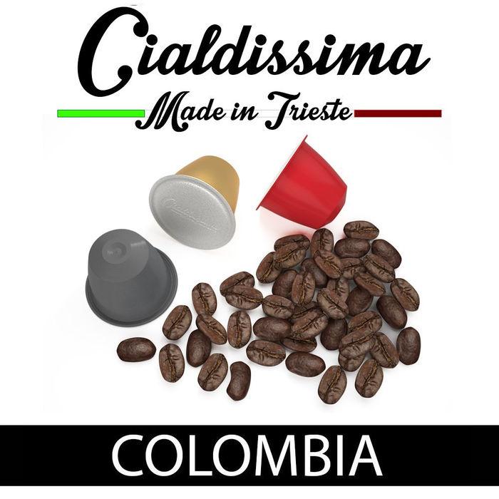 Cialdissima 100 Cápsulas de café compatible Nespresso por unos 25 euros