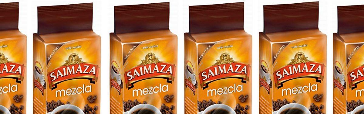 Café Saimaza molido mezcla y café Saimaza Catering: dónde comprarlos más baratos