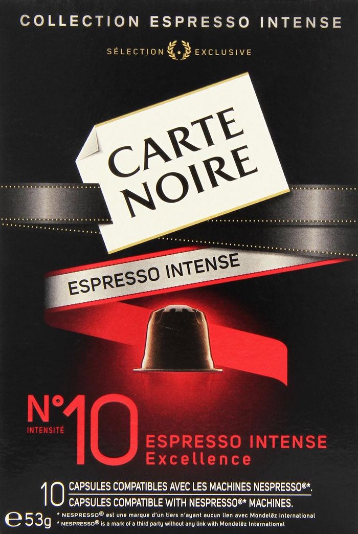 Cápsulas Carte Noire para Nespresso - Opinión y dónde comprar