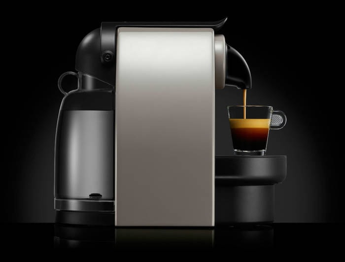 Nespresso Essenza Automatic Earth XN2140 Krups