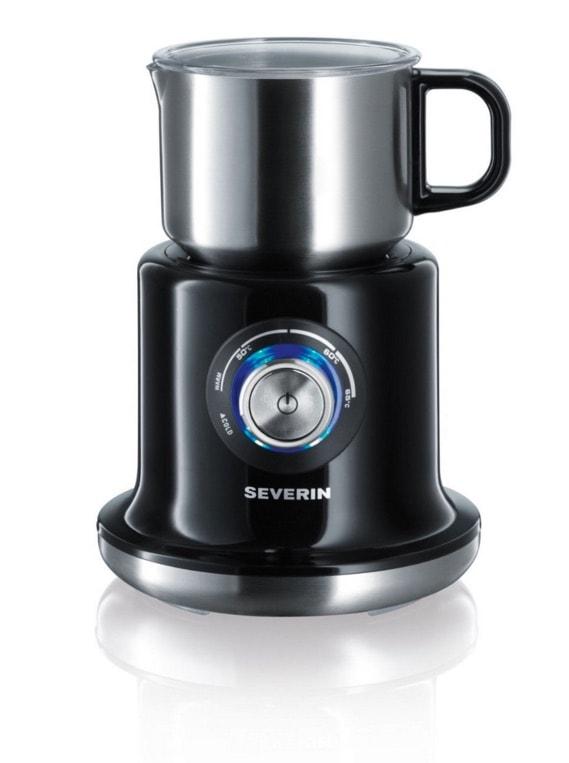 Severin SM 9688 - Calentador y emulsionador de leche por inducción, 500 W