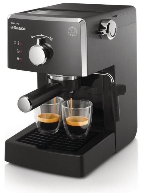 Más vendido Saeco HD8423/11 - Máquina de café espresso manual, 950 W, color negro Saeco HD8423/11 - Máquina de café espresso manual