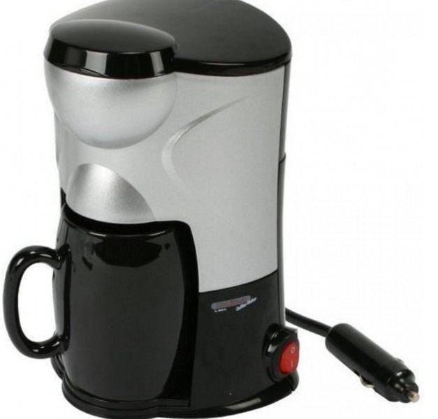 Waeco MC-01-12 – Cafetera por goteo para vehículos – Opinión