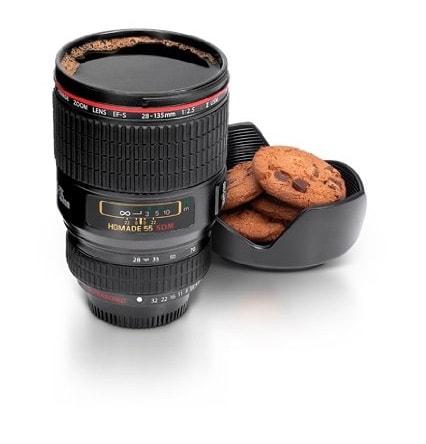 ¿Quieres un regalo original para un fotógrafo al que le guste el café?
