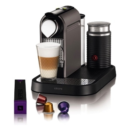 Nespresso Citiz & Milk Titan XN730TP4 - Opinión