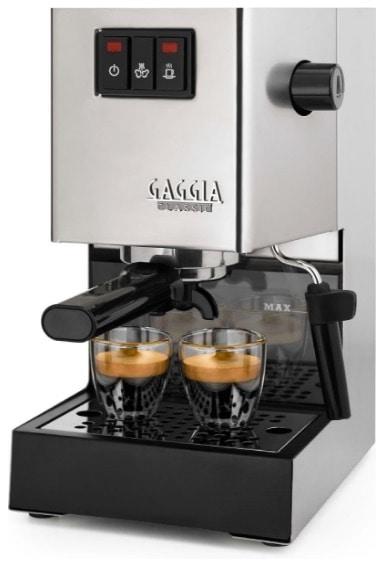 La mejor cafetera espresso por calidad precio: Gaggia Classic