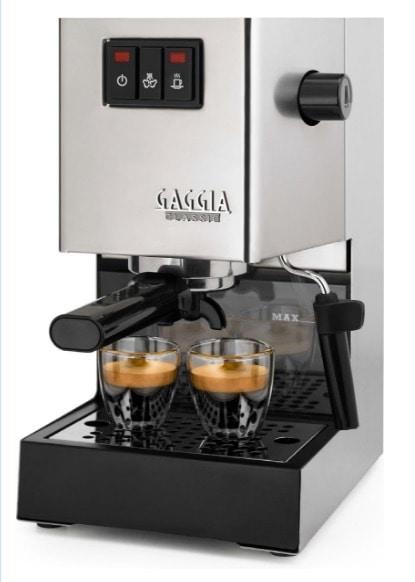 Gaggia Classic: la mejor cafetera espresso por calidad precio