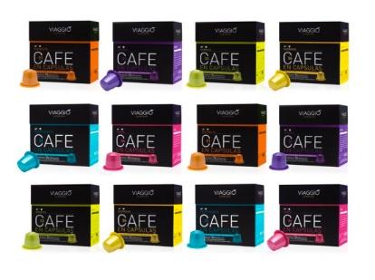 Café Gourmet Viaggio para cafeteras Nespresso
