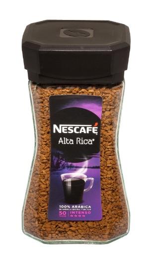 Nestlé Alta Rica - Café Soluble Intenso - 100 gr