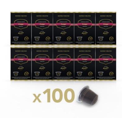 100 cápsulas de café Nespresso en oferta