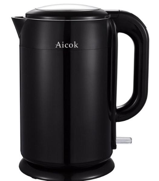 Hervidor de agua eléctrico de Aicok en oferta ¿Merece la pena?