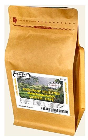 Café Kona 100% Hawaiano en oferta