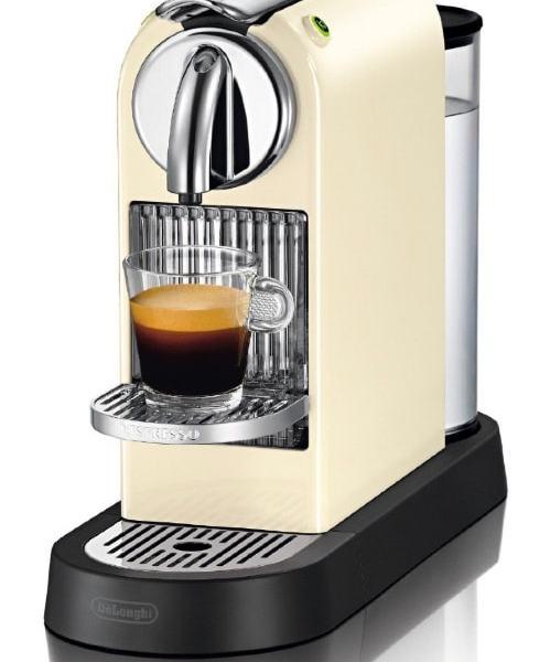 Ahorra 50 euros en la cafetera Nespresso CitiZ de DeLonghi en Amazon: solo cuesta 119 euros