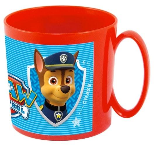 taza desayuno de la patrulla canina