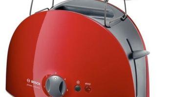 ¡Bajada de precio! Tostador Bosch TAT6104 por unos 20 euros: el compañero perfecto para tu cafetera