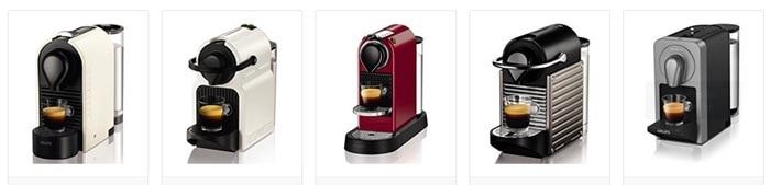 Especial Black Friday: Cafetera superautomática DeLonghi, cafeteras Nespresso, y una cafetera italiana en oferta