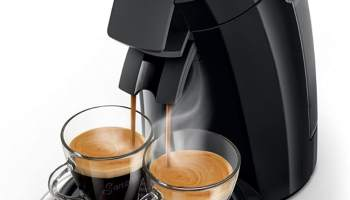 Cafetera Philips Senseo New Original