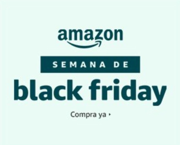 semana black friday 2017 Amazon