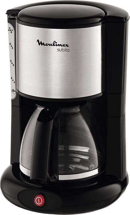 Moulinex Subito FG360811 - Cafetera de filtro