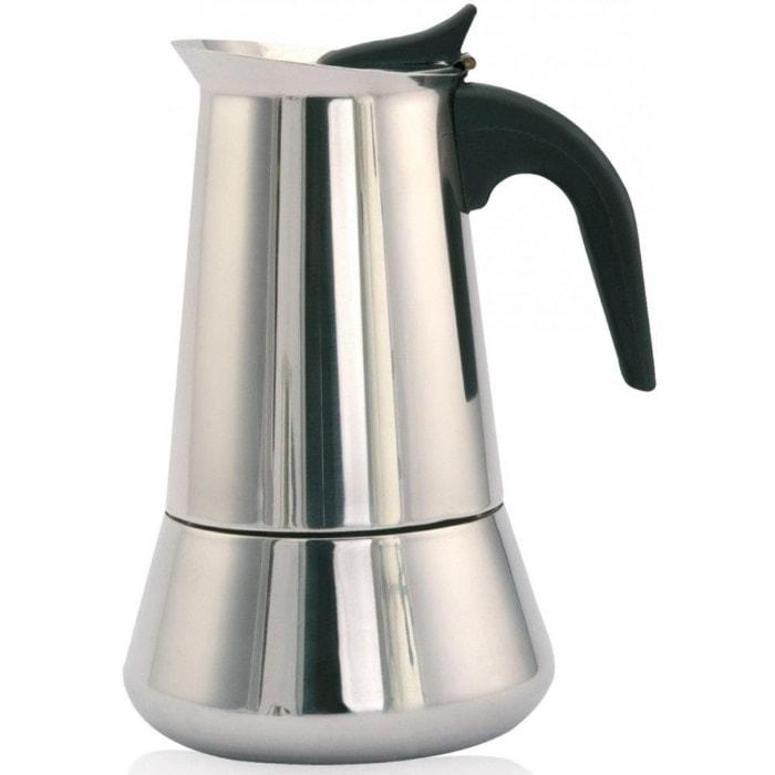 Cafetera Orbegozo de 2 tazas para inducción