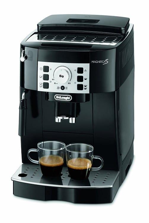 Las mejores cafeteras espresso automáticas de 2018: De'Longhi Magnifica S ECAM 22.110.B