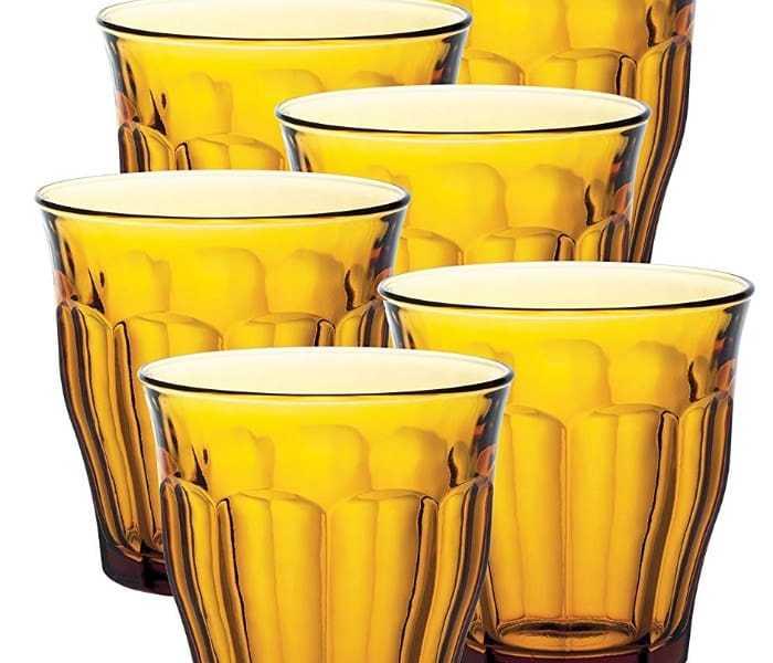 Tazas Duralex Picardie – Vasos de cristal para café espresso