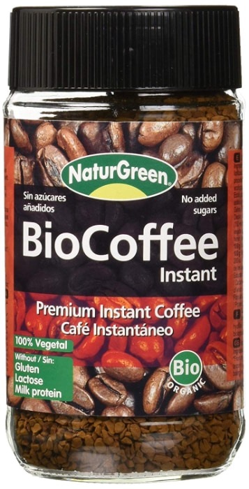 NATURGREEN BIOCOFFEE - Café soluble