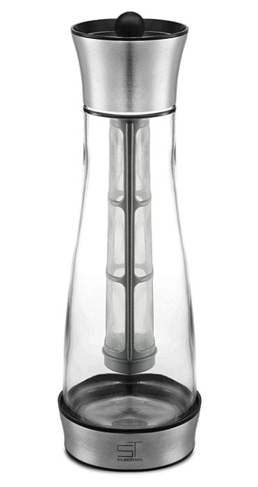 SILBERTHAL - Tetera y cafetera con filtro permanente