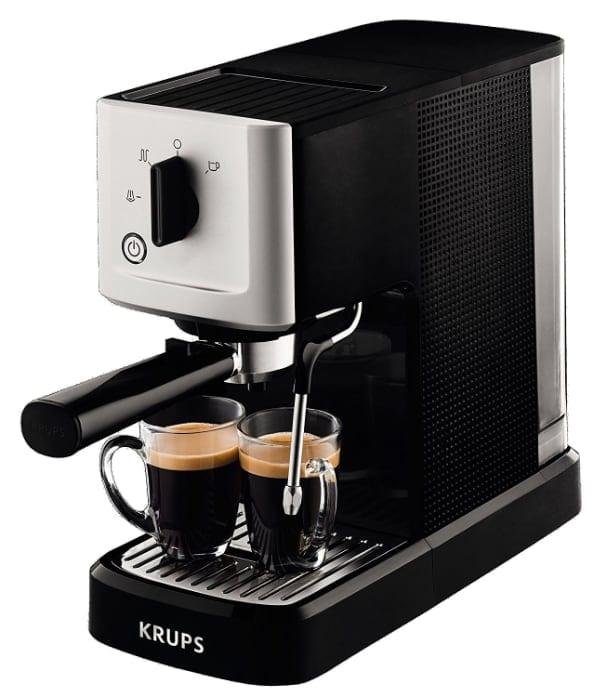 Krups Steam & Pump XP3440 - Cafetera espresso